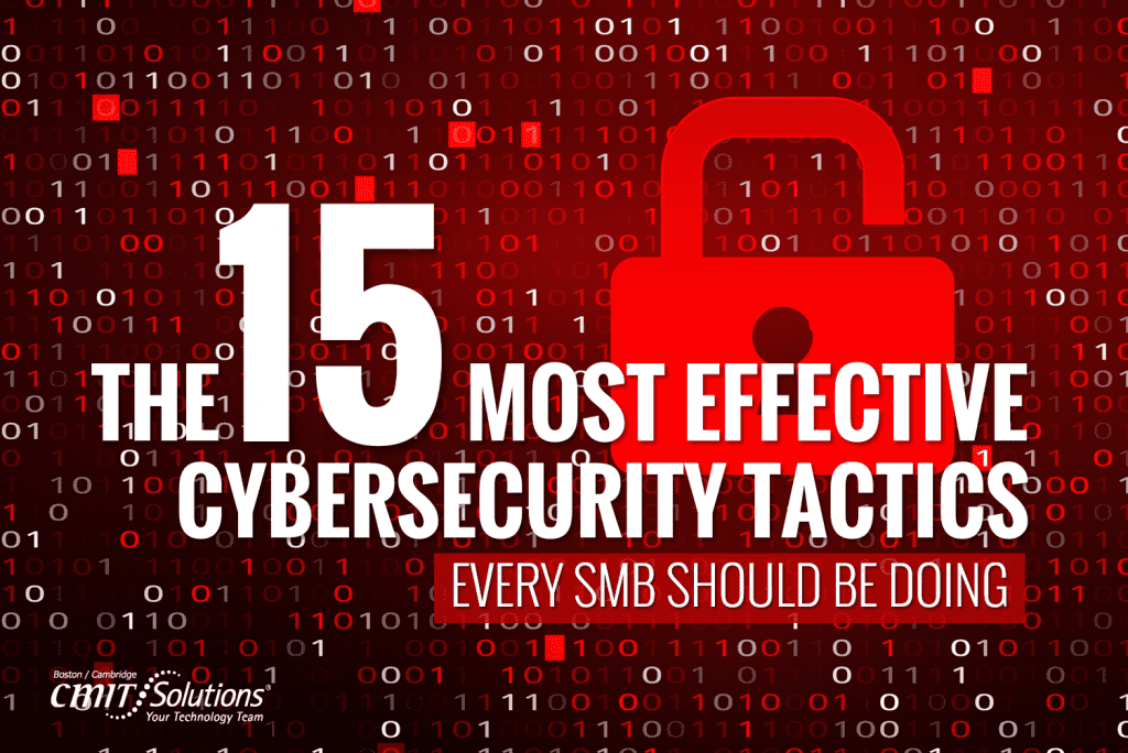 The 15 Most Effective Cybersecurity Awareness Tactics Image