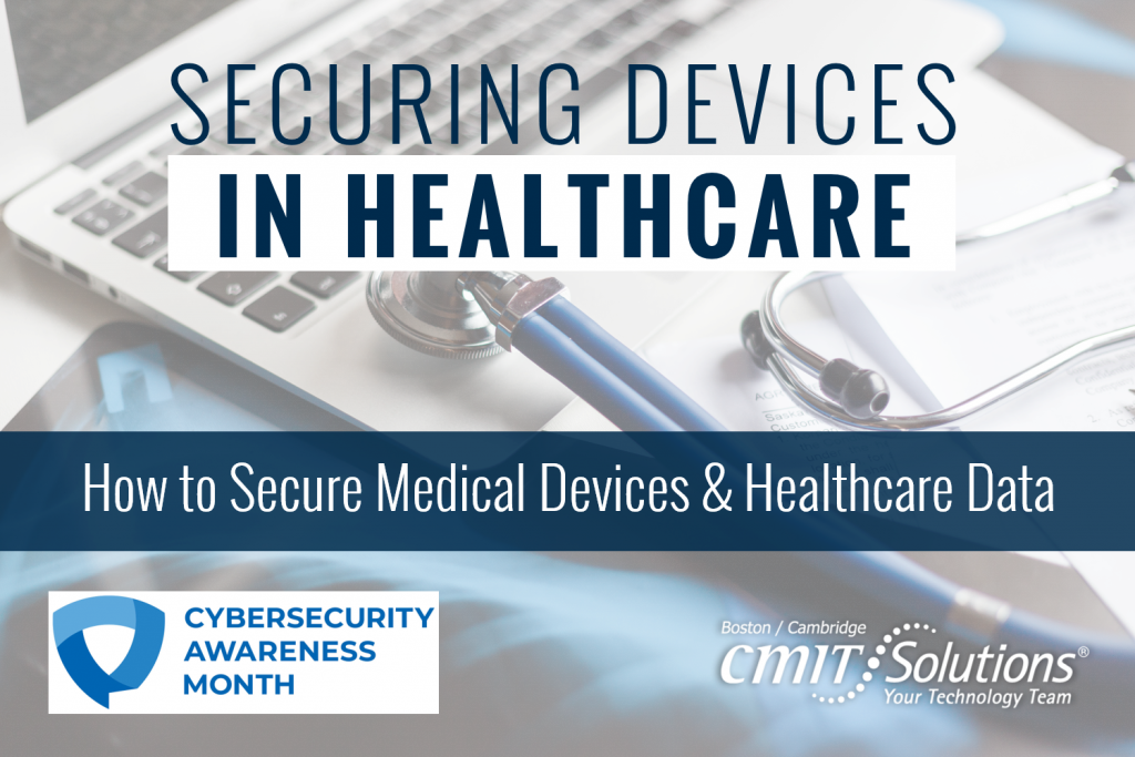 Securing Medical Devices and Healthcare Data