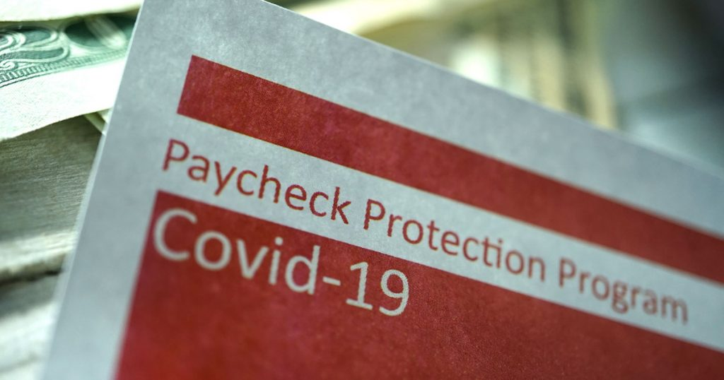 paycheck protection program covid-19