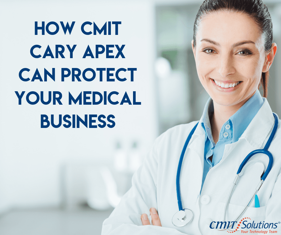 How CMIT Cary Apex Can Protect Your Medical Business