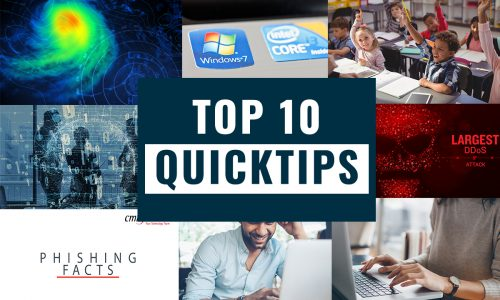 Top 10 QuickTips of 2018
