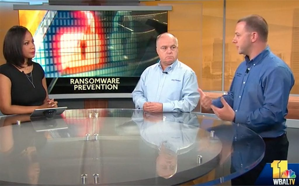 Technology Experts Define Ransomware
