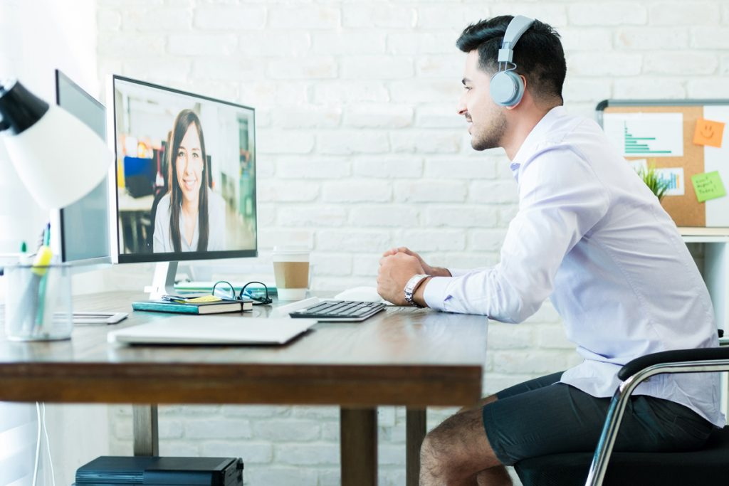 Successful Teleconferencing, Productivity, Work from Home