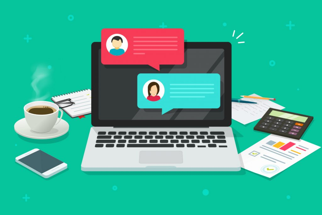 Chat-Based Collaboration