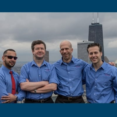 IT Support In Chicago Team Picture