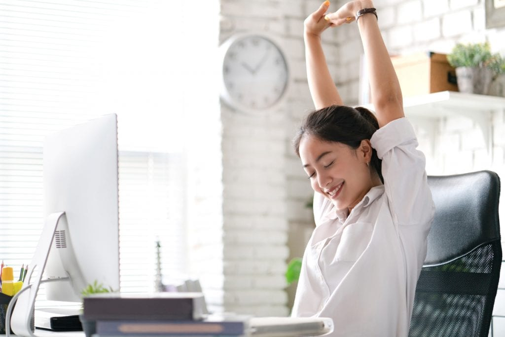 Ergonomics can help you be more productive