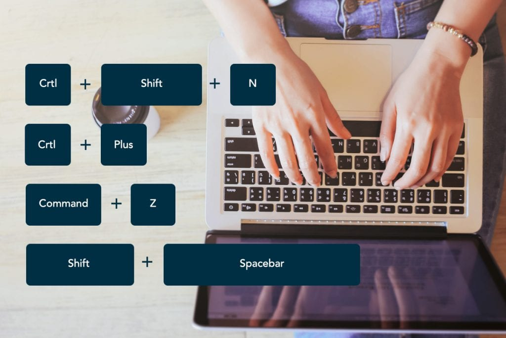 10 Quick and Easy Keyboard Shortcuts