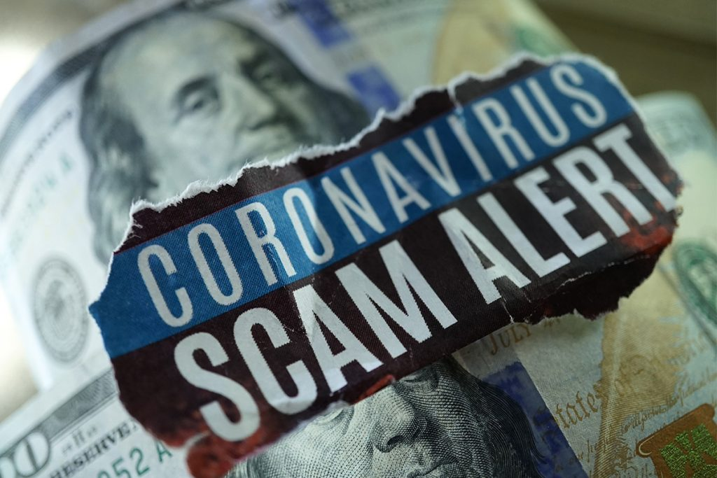 8 Ways to Avoid New COVID-19 Scams