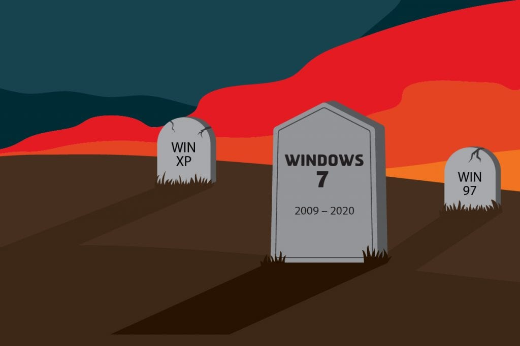 End of Support Is Coming for Windows 7