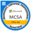 MCSA-Office-365-2018