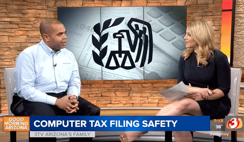 Tax Day Cybersecurity Tips