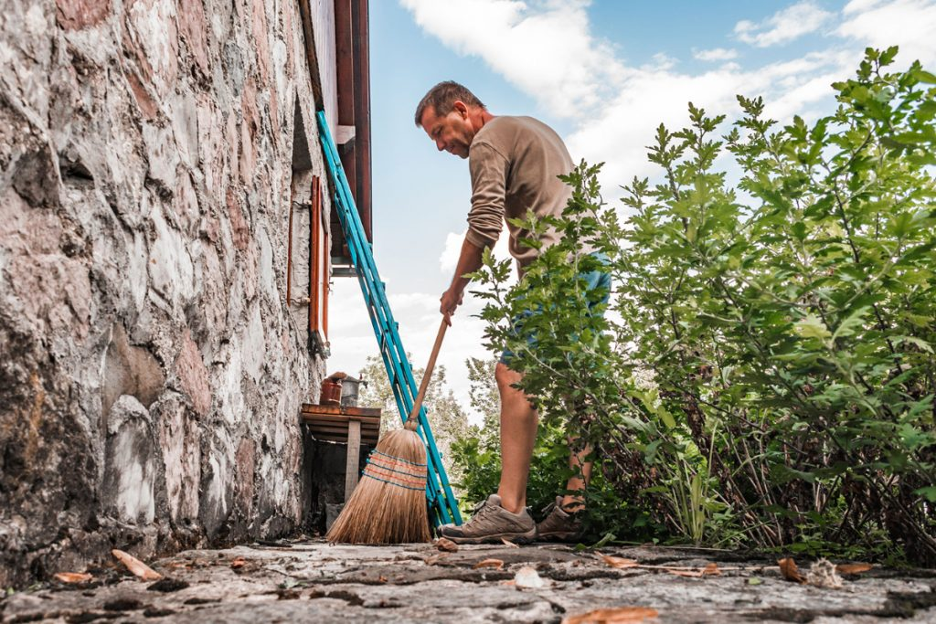 Spring Cleaning with Cybersecurity in Mind