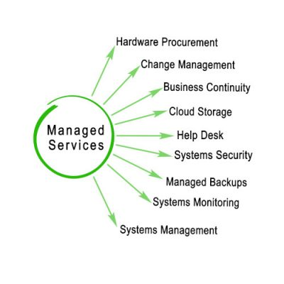 managed services defined circle
