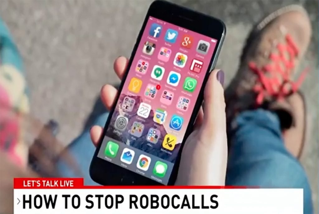 Data Security Expert Defines Robocalls and How to Stop Them
