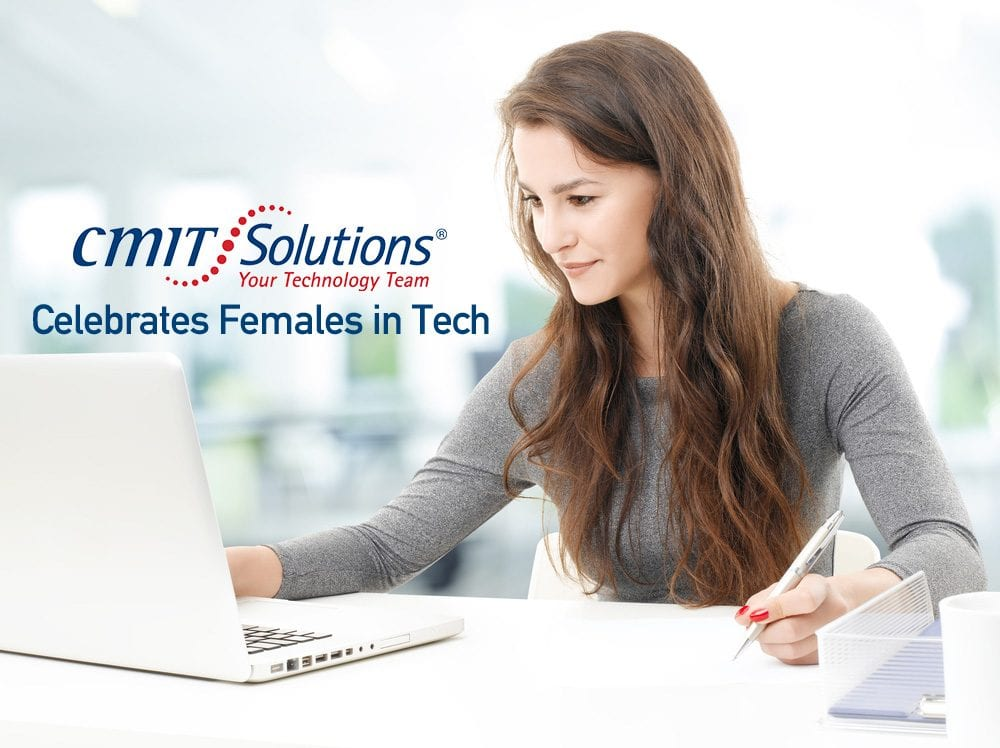 CMIT Solutions Honors Females in Tech this International Women's Day