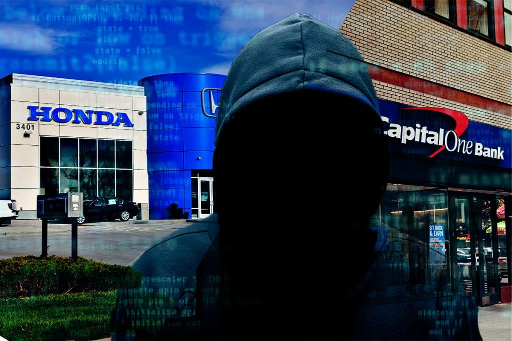 Capital One and Honda Hacks Highlight the Need for Strong IT Security