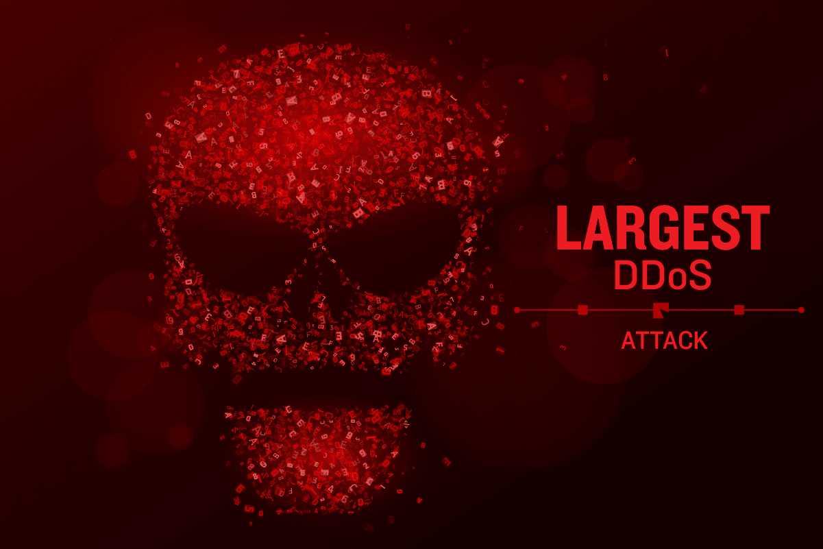 Cybersecurity Defenses SaveInternet from Largest DDoS Attack in History