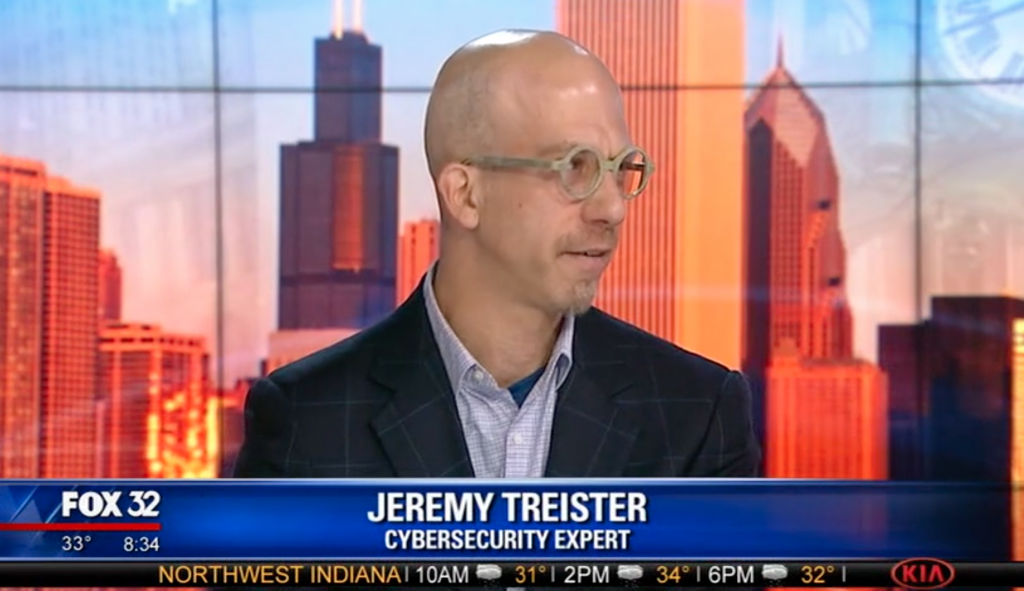 Cybersecurity Expert Gives Advice After the Marriott Data Breach