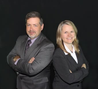 Owners Barry and Michelle Herring