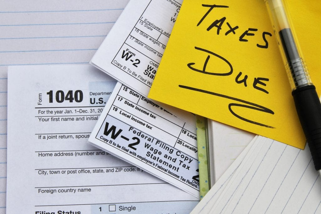 How to Keep Yourself Safe Before Tax Day