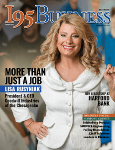 I95 Business cover August 2019