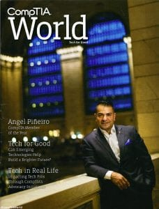 CompTia World cover