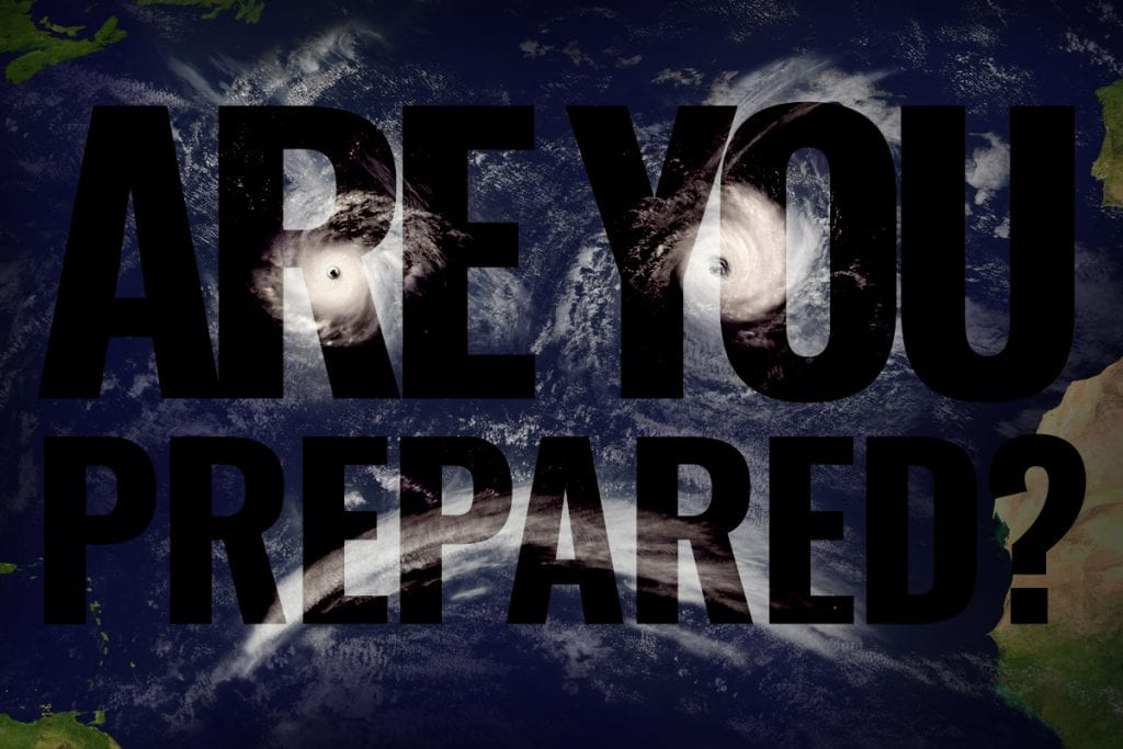 Is Your Business Prepared for a Hurricane or Other Natural Disaster?