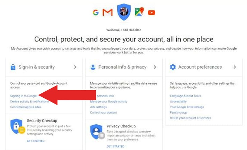 How to Fix Your Account After the Gmail Phishing Scam