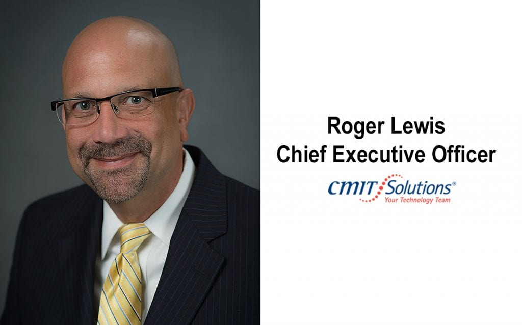 Roger Lewis CEO of CMIT Solutions